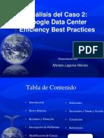 Caso 2 - Google Data Center Efficiency Best Practices - MLN