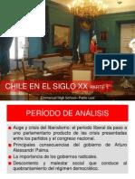 Chile Siglo Xx- 3ro Medio