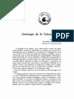 01 Ontologia de La Cultura.