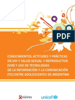 Salud Comunica Informe UNICEF FH