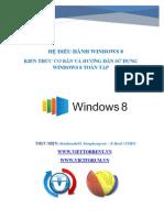 Kiến Thức Cơ Bản Và Hướng Dẫn Sử Dụng Windows 8 Toàn Tập [E-BOOK VTBT] [PDF]