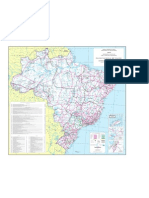 mapa rodoviario brasileiro
