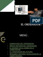 Presentación ORDENADOR