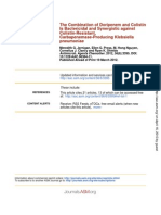 COmbinación Doripenem Colistin KPC.pdf