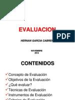 C6 Evaluación