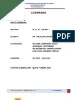 Derecho Laboral-Visto Bueno Final (1)