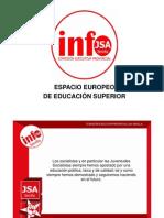 Espacio Europeo de Educacion Superior