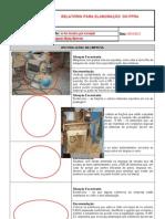 Modelo Relatório de Visita PPRA