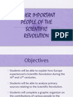scientific revolution part 2