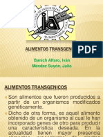 Alimentos Transgenicos Expo[1]