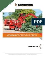 Morbark Chiparvestor Ptbr