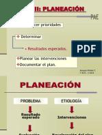 Planeacion de Las Interveciones
