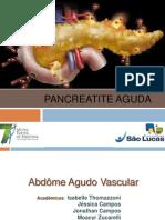 Pancreatite aguda!!