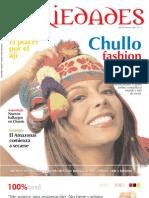 Variedades-13 = Chullo Fashion (2006)