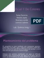 Nieve Artificial Y Dde Colores (DIAPOSITIVAS)