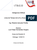Areas Estudio Ia