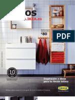 Catalogo IKEA Banos 2012