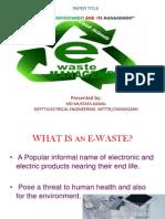 ewaste-PPT .ppt