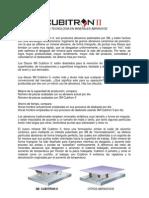 7- Nueva Tecnologia Mundial en Abrasivos - Cubitron II