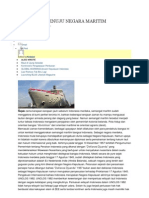 Indonesia Menuju Negara Maritim