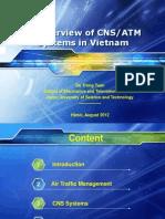 CNS ATM HUST Introduction2k12plus