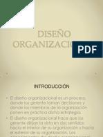 DISEÑO ORGANIZACIONAL