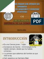 2. HISTORIA DE LA CRIMINOLOGÍA