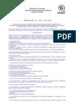 Resolución 56 2006 Licencia ambiental