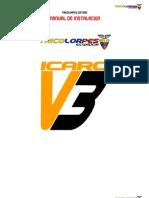 Manual de Usuario Icaro v3.0