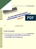 Microprocessor-8086