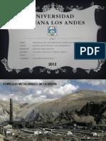 Problemas de Contaminacion Minas