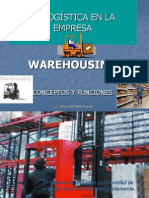 3ra Diapositiva - Warehousing