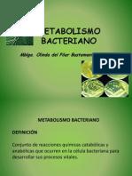 Clase II -Metabolismo Bacteriano-uss