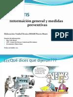 Presentación básica Meningitis y prevención