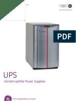 DS Catalogue UPS English