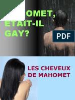 Mahomet et l'Homosexualité
