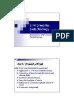 Environmental Biotechnology (1)