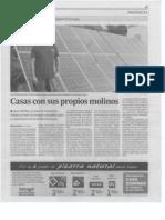 J Benitez de Villamartín trabaja con éxito las energías renovables