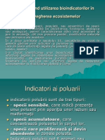 Bio Indicatori