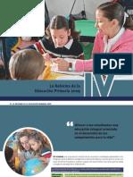 La Reforma en Educación Primaria