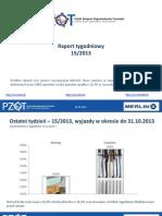 PZOT Booking Report 15 2013