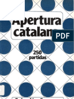 4 - Coleccion Enroque - Apertura Catalana