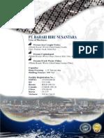 BARUNA - Fish Product Catalog