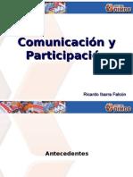 Comunicación y Participación