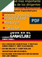 Continuo de Madurez Int.emocional