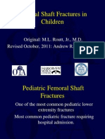 P09 Femoral Shaft Fractures in Children