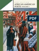 African-American Poets, Volume 1