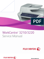 XEROX WORKCENTRE 3210 3220 Service Manual