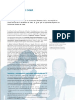 Programa de DOHA OMC