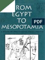 From Egypt to Mesopotamia a Study [Samuel_Mark]